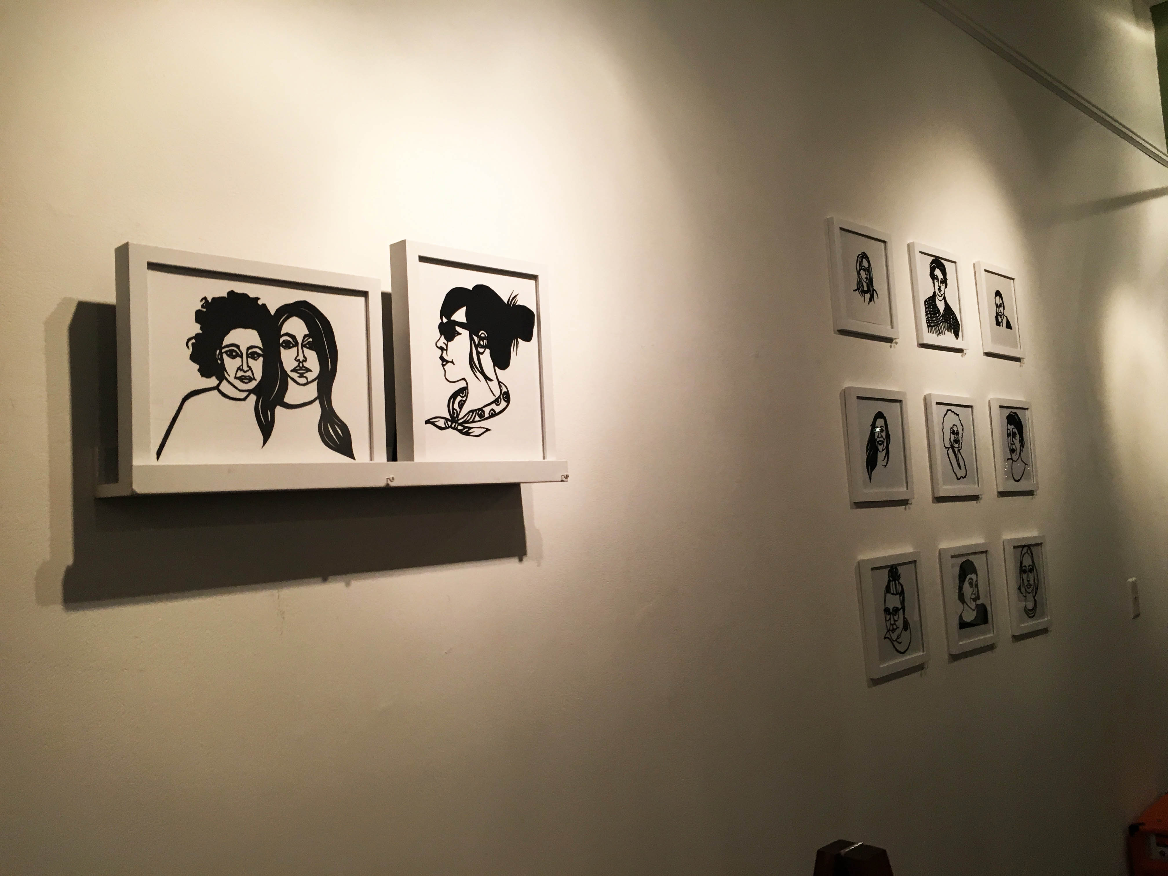 Feminist Art Field Trip — Guided by (female) voices: Recap & Resources