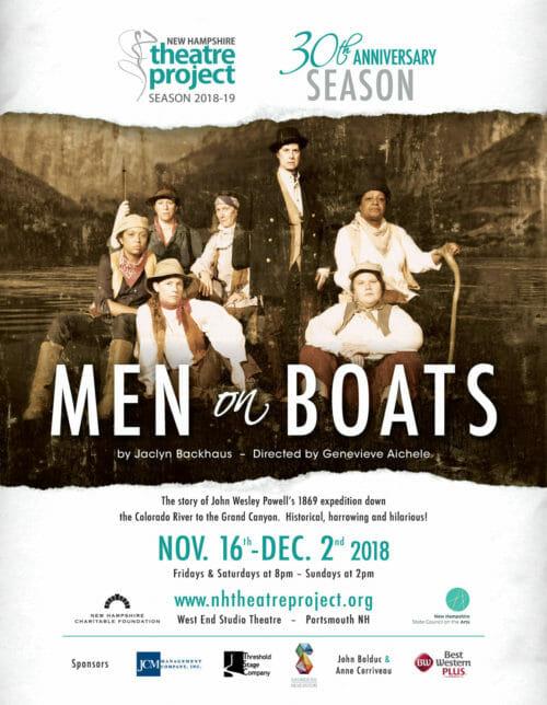 Feminist Field Trip: Men on Boats @ NHTP