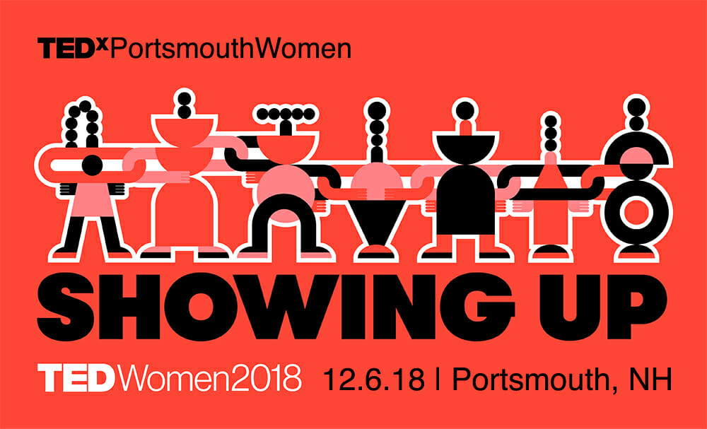 Recap: TEDxPortsmouthWomen 2018: Showing Up