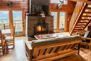 Feminist Oasis 2019 Winter Retreat - location (Warren NH)