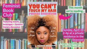Book Club - April - Don't Touch My Hair