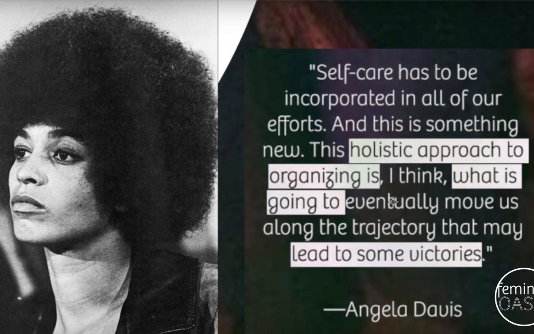 Action Item: Rethink Self-Care from a Feminist Perspective