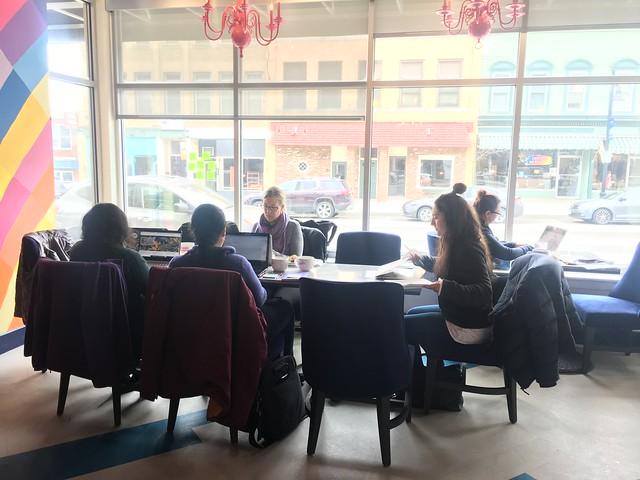 Feminists, Waffles, Work — May 2019