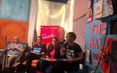 Tri-City Repro Justice for All —Coalition Kick-Off event 5/23 recap
